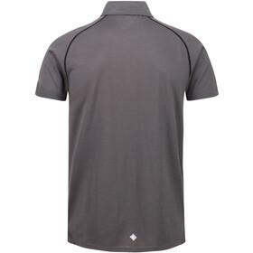 Regatta Kalter Camiseta Hombre, gris
